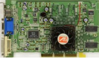 (35) Sapphire 64M DDR V/D/VO