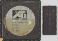 Radeon 9200 chips