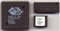 Rage IIC chips