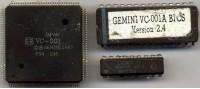 Gemini VC-001 Japan chips