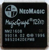 NeoMagic MagicGraph128XD