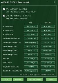 Quadro NVS 300  GPGPU