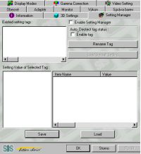 Setting Manager