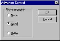 Advance Control