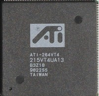 ATi mach64 VT4 core
