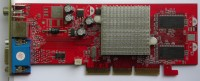 Yuan Radeon 9200 SE 64MB
