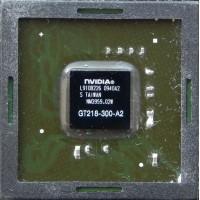 NVIDIA GT218 GPU