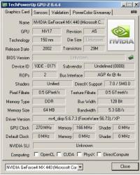ManLi GPU-Z