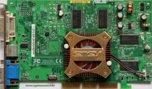 NVIDIA GeForce FX 5200