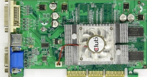NVIDIA GeForce4 MX 440-8X