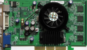 NVIDIA GeForce 6600 LE